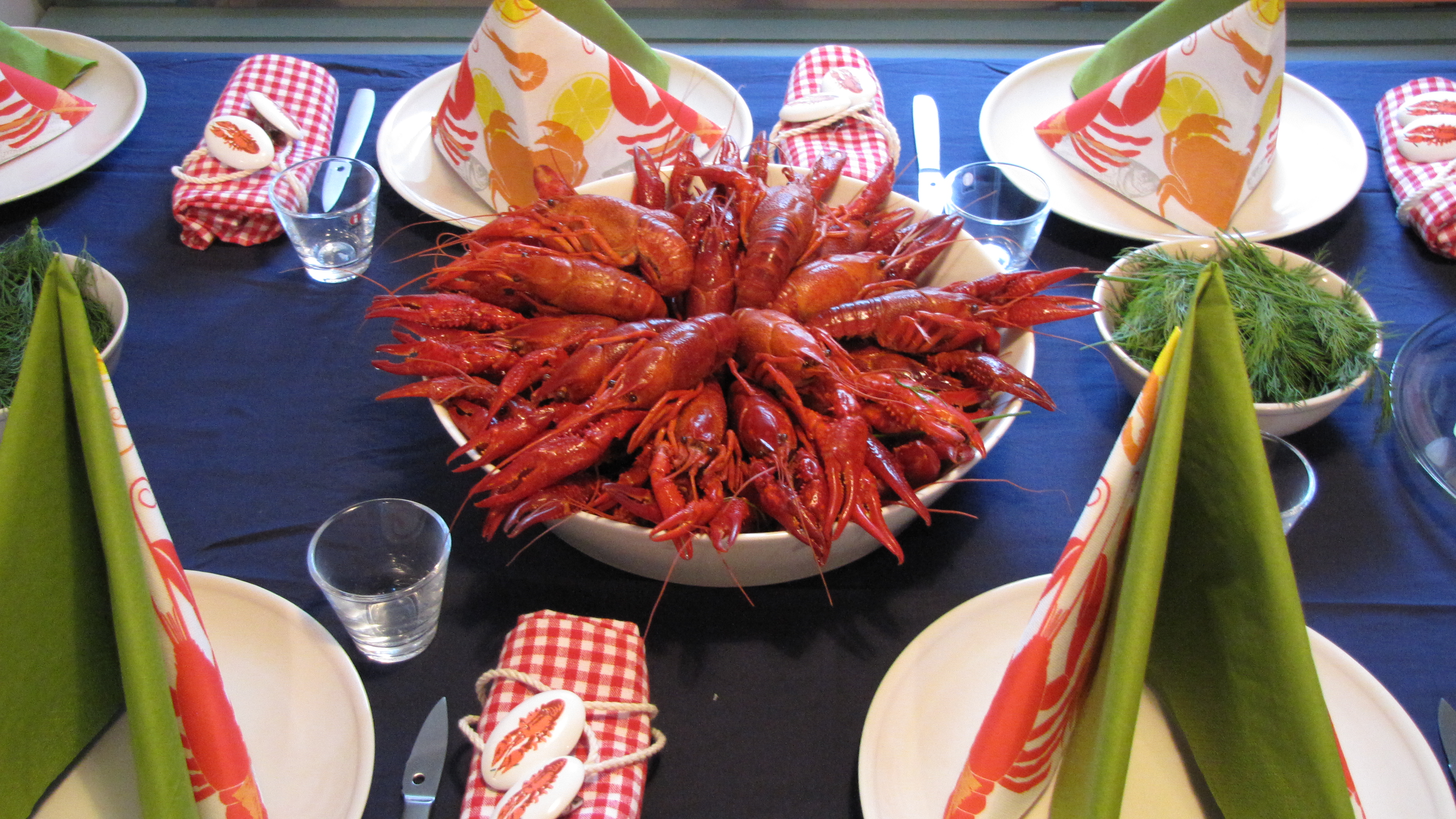 OIN Crayfish party 2011 022